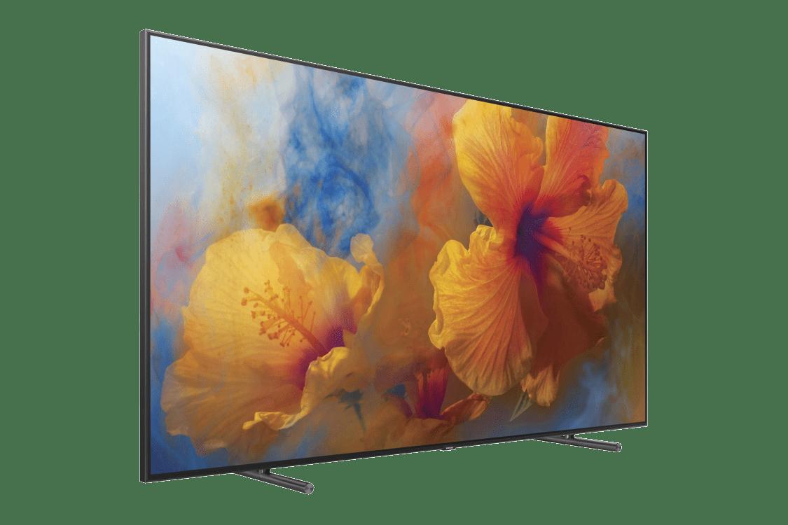 Spoločnosť Samsung uviedla 88-palcový ultraveľký televízor QLED Q9