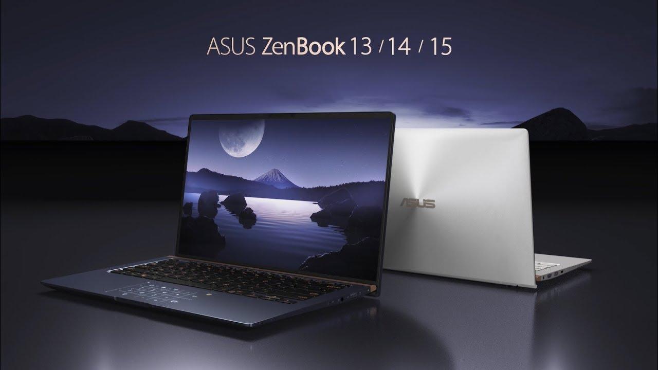 d5b17a826f34 ASUS uvádza do predaja nové notebooky ZenBook 13 a 14 - 21STCENTURY